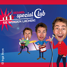 Desimos Spezial Club - Die Mix-Show Tickets