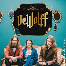 DeWolff Bogaloo live +  Support