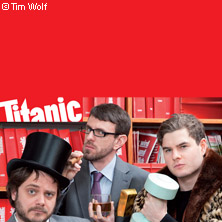 Die 3-Titanic-Chefredakteure