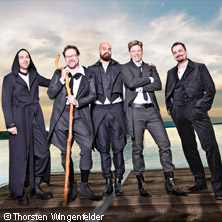 Viva Voce in BAD VILBEL * Burgfestspiele Bad Vilbel,