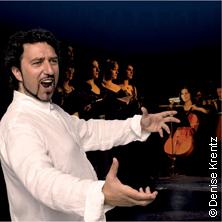 Die Grosse Giuseppe Verdi - Nacht mit Cristian Lanza und Milano Festival Oper in BONN / BEUEL * Brückenforum Bonn / Beuel,