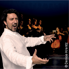 Die Grosse Verdi - Nacht - Star-Tenor Cristian Lanza, Milano Festival Opera