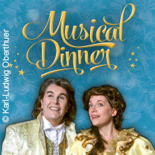Die Musical-Dinnershow Im Riverboat Tickets