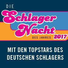 Schlager: Die Schlagernacht Des Jahres 2017 Karten