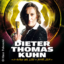 Dieter Thomas Kuhn & Band in WEINHEIM, 22.07.2017 - Tickets -