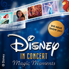 Disney In Concert in Frankfurt am Main, 08.12.2017 - Tickets -