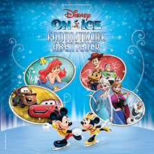 DISNEY ON ICE - Fantastische Abenteuer in Dortmund, 22.02.2018 - Tickets -