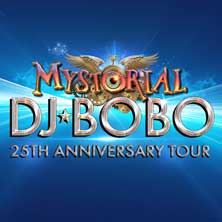 Dj Bobo: Mystorial - 25Th Anniversary Tour Tickets