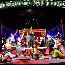 Doctor Faustus' Magical Circus Part II