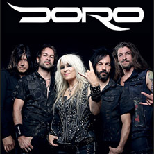 Doro: Strong & Proud Tour 2017