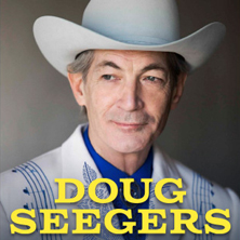 Doug Seegers: Walking On The Edge Of The World Tour 2016