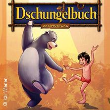Dschungelbuch - das Musical in SIEGBURG * Rhein-Sieg-Halle,