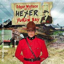Edgar Wallace und der Hexer von Yukon Bay in HANNOVER * Erlebnis-Zoo Hannover,
