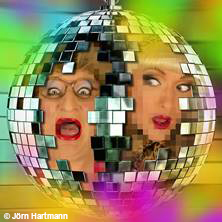 Ades Zabel & Biggy van Blond - Ediths Discoballs
