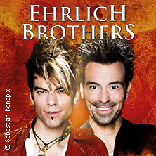Ehrlich Brothers * VIP-Package: Ticket & Buffet Im Business Club
