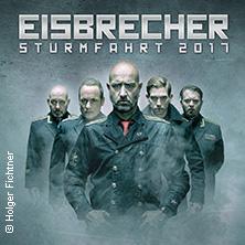 Eisbrecher: Sturmfahrt 2017 in MÜNCHEN - FREIMANN * Zenith, die Kulturhalle,