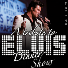 A Tribute to Elvis Dinner Show - The Multimedia Experience in SPANGENBERG * Schloss Spangenberg,