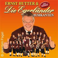 Ernst Hutter & Die Egerländer Musikanten -  Luisenburg-Festspiele Tickets