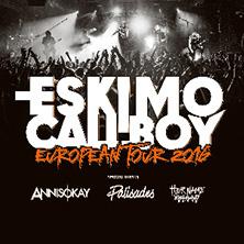 Eskimo Callboy: European Tour 2016