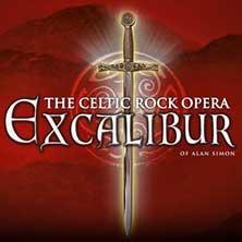 EXCALIBUR - The Celtic Rock Opera of Alan Simon