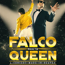 Falco & Queen - Made in Heaven - Die Konzert-Show