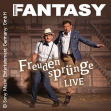 Fantasy: Freudensprünge Live 2016