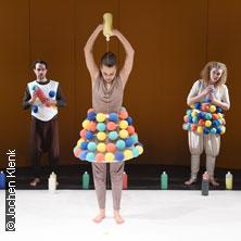 Farbenfroh & Schwarzgeärgert - Badisches Staatstheater Karlsruhe in KARLSRUHE * Insel-Theater