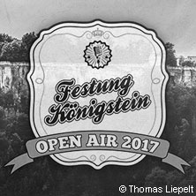 Festung Königstein Open Air 2017: Unantastbar // Konzert + Bustransfer