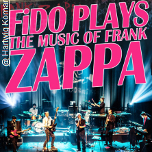 Fido plays Zappa