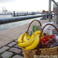 Fischmarkttour: Vom einschlafenden Kiez... -...zum aufwachenden Fischmarkt!
