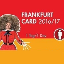 Frankfurt Card Einzelkarte 1 Tag 2016/2017