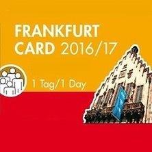 Frankfurt Card - Gruppenkarte f�r 1 Tag