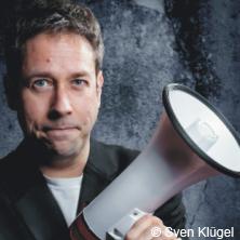 Frederic Hormuth: Halt die Klappe - wir müssen reden! in MÖNCHENGLADBACH * Theater im Gründungshaus,