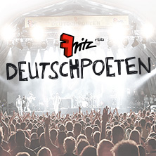 Fritz Deutschpoeten 2017 Tickets