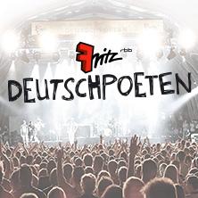 Fritz DeutschPoeten - Festivalticket 01. & 02.09.2017 in BERLIN, 01.09.2017 - Tickets -
