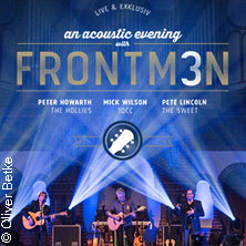 Frontm3n - An Exclusive Acoustic Night – Tour 2017