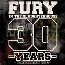 Fury in the Slaughterhouse | Zusatzshow