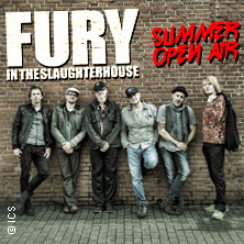 Fury In The Slaughterhouse - Summer Open Air 2017 Tickets