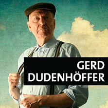 Gerd Dudenhöffer als Heinz Becker: Vita. Chronik eines Stillstandes