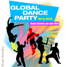 Karten für Global Dance Party in Hamburg