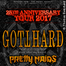 Gotthard + special guest: Pretty Maids