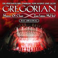 Gregorian - Masters Of Chant - Zum letzten Mal live!
