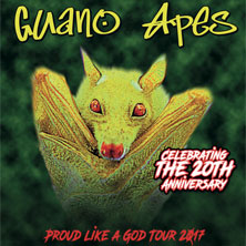 Karten für Guano Apes: Proud like a God Tour 2017 in Wien