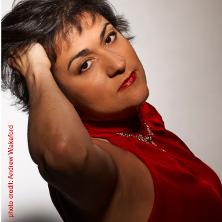 Guilty! - I am not Barbra! Suzanne Dowaliby (Gesang) + Achim Schneider (Flüge)l