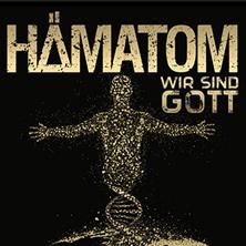 HÄMATOM: Wir sind Gott Tour 2016