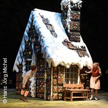 Hänsel und Gretel - Deutsche Oper am Rhein in DUISBURG * Theater Duisburg,