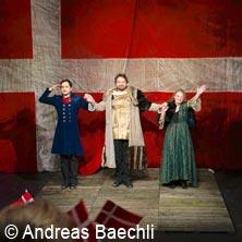 Karten für Hamlet - Hexenberg Ensemble - nach W. Shakespeare in Berlin