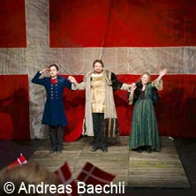 Hamlet - Hexenberg Ensemble - nach W. Shakespeare