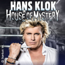 Hans Klok: House Of Mystery Tickets