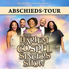 The Harlem Gospel Singers Show: Goodbye Tour!